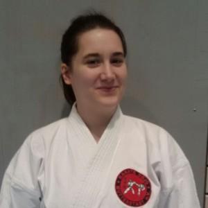 Sonja Luckhart, 1. Dan,  C-Trainerin